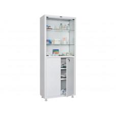 Шкаф металлический медицинский HILFE МД 2 1780/SG купить в Твери