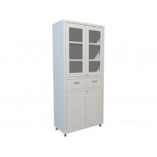 Шкаф металлический медицинский HILFE МД 2 1780 R-1 купить в Твери