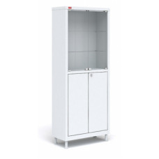 Шкаф металлический медицинский М2 175.80.40 С купить в Твери