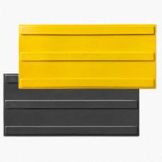 Тактильный указатель (плитка) Три параллельных продольных полосы ПУ 500 мм