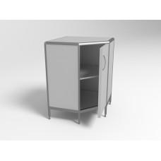 Стол-тумба лабораторный угловой СТЛ 1-05